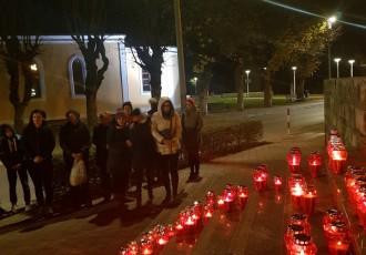 I Perušićani odali počast žrtvi Vukovara i Škabrnje
