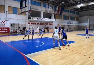 Dva uvjerljiva poraza gospićkih košarkašica na turniru WABA lige do 17 godina  igranom u Gospiću!
