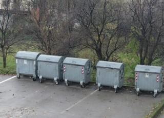 Promjena u rasporedu odvoza miješanog komunalnog otpada i papira