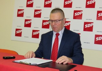 """Izvanredna pressica SDP-a: """"župan i članovi skupštine trebaju podnijeti ostavke, treba ići na nove izbore""""!!!"""