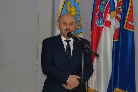 VIDEO: blagdanska čestitka gradonačelnika Karla Starčevića