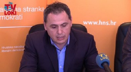 Čelnik županijskog HNS-a Krunoslav Tomljanović odgovorio na jučerašnju presicu Tomislava Zrinskog