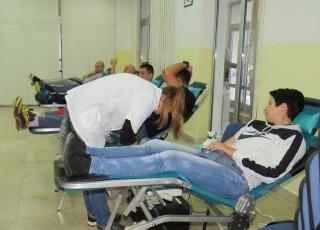 Lijepa vijest: u Gospiću danas krv dalo 129 građana