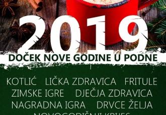 Doživite podnevni ispraćaj Stare godine u centru Perušića!