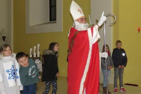 Sveti Nikola u gospićkoj Katedrali izazvao oduševljenje!!!