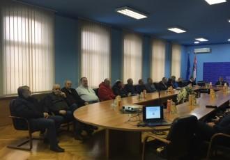 IGROKAZ U ŽUPANIJI:  župan Milinović predstavio proračun koji je pao na skupštini birtijašima i svojim prijateljima