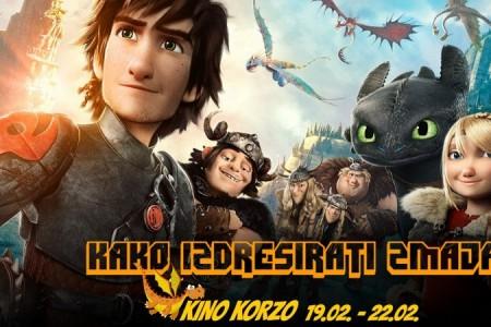 """U kinu Korzo ovaj tjedan """"Kako izdresirati zmaja"""""""
