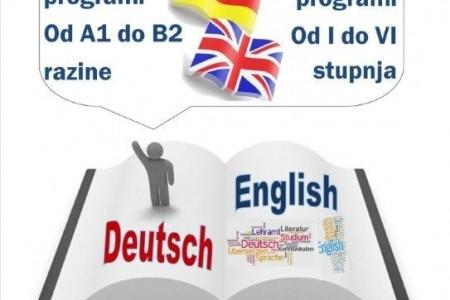 Do 22.veljače možete se prijaviti na tečajeve engleskog i njemačkog jezika u gospićkom Pučkom
