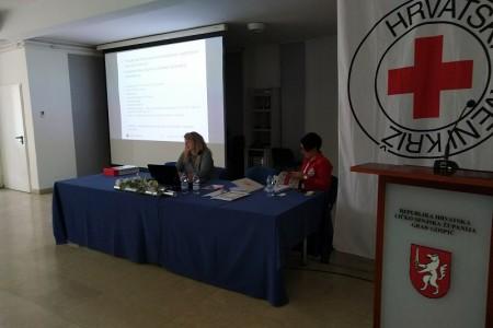 Gospićki Crveni križ domaćin seminara o odgoju za humanost od malih nogu