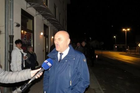 Karlo Starčević prezadovoljan izbornim rezultatom HSP-a  u Gospiću!