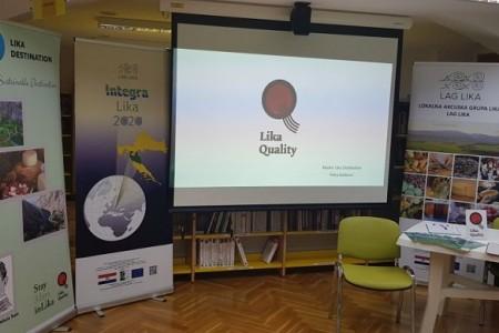 Održane radionice o uključivanju u sustav Lika Quality i razvoju ruralnih područja