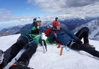 Alpinistički uspon na 2,181 metara visok vrh Wertatschu