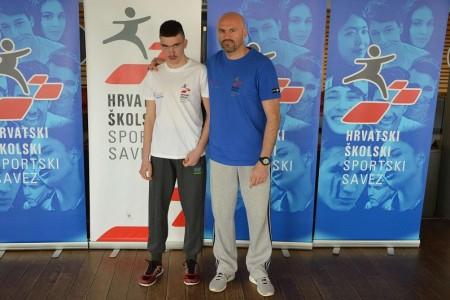 Lijepa vijest: Duško Javorina treći na državnom prvenstvu učenika s intelektualnim teškoćama u razvoju!