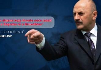 """Karlo Starčević na listi za Europski parlament:""""stojimo kao stijena i nećemo nigdje pokleknuti, ni u Zagrebu, ni u Bruxellesu ni drugdje""""!"""