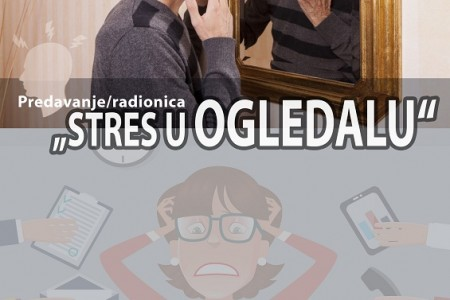"Dr.Božica Vrkljan u Gospiću o stresu na predavanju ""Stres u ogledalu"""