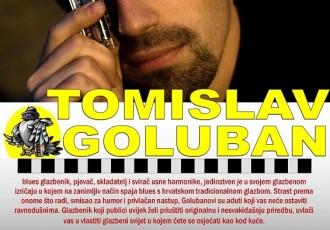 U utorak u Gospiću edukativno-zabavni program i koncert Tomislava Golubana