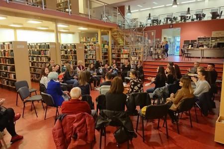 Obilježena 10. godišnjica smrti književnika Grge Rupčića