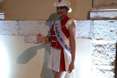 BRAVO: Gospićka mažoretkinja Nika Krpan druga pratilja na državnom izboru Miss mažoret!!!
