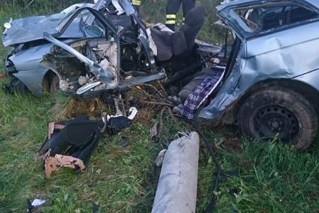 Stravična prometna nesreća u Ričicama, jedna osoba poginula