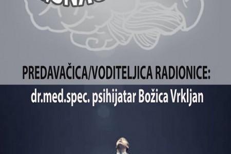 """Večeras u KIC-u predavanje/radionica na temu """"snaga misli"""""""