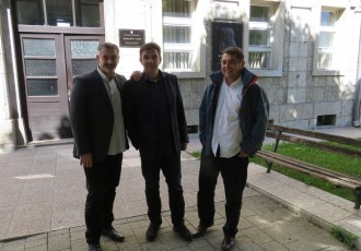 Dr.Ivica Žuvela, HSLS-ov kandidat na europarlamentarnim izborima u Gospiću predstavio stranački program