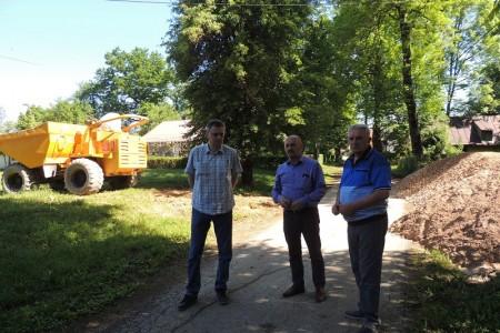 Kreće izgradnja vodoopskrbnih cjevovoda Trnovačko Novoselo-Gospić i Kaniža-Lički Novi- Žabica