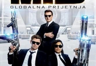Ovaj tjedan u kinu Korzo Ljudi u crnom – globalna prijetnja