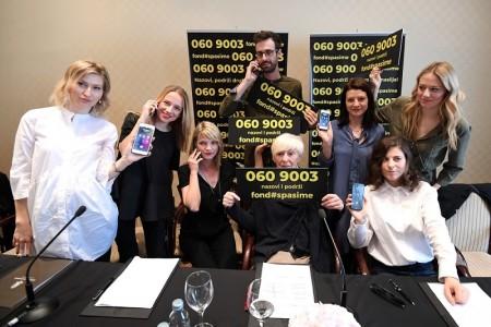 Predstavljen Fond #SPASIME za hitnu pomoć i zaštitu žrtava obiteljskog nasilja