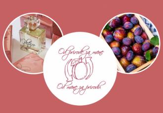 Jedan plitvički parfem = jedna sadnica šljive! Počinje nova kampanja #OdMeneZaPrirodu
