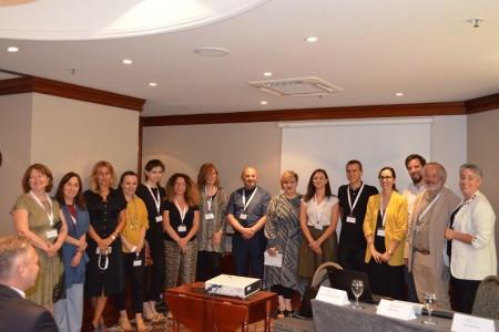 Grad Gospić partner na velikom poduzetničkom projektu  od 3, 1 milijun  eura –  Gradonačelnik Starčević sa suradnicima otvorio početnu konferenciju u Zagrebu