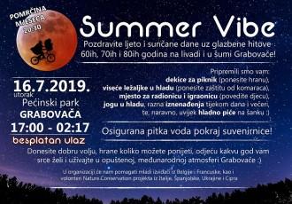 Ne propustite: danas festival Summer vibe na Grabovači u Perušiću