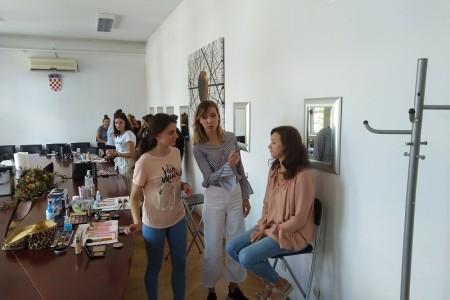 Zahvaljujući projektu Grada Gospića 10 osoba osposobljeno za izlazak na tržište rada