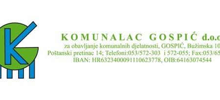 Odlična vijest:  gospićkom Komunalcu skoro 4 milijuna kuna za uređenje 5 poučnih staza!!!