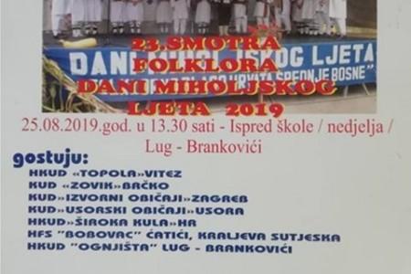 Nema odmora za HKUD Široka Kula, ovaj vikend nastupaju u BiH-a