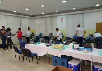 BRAVO: opet rekordan odaziv darivatelja krvi u Gospiću