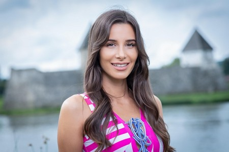 BRAVO:Katarina Mamić miss Hrvatske!Ličanka opet najljepša Hrvatica!!!