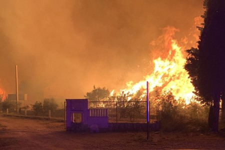 Danas završio glavni napor požarne sezone