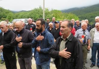 Odana počast žrtvama koje su prije 87 godina u Brušanima stvarale slobodnu Hrvatsku