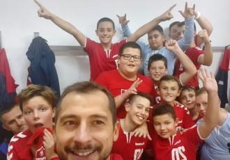 Sjajan ligaški start rukometaša Gospića, dječaka 2008.godišta, 4 pobjede i impresivna gol razlika od +70