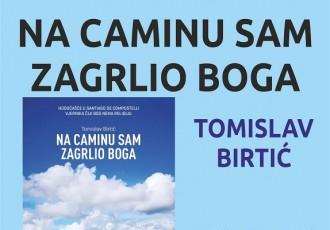 "Večeras u Gospiću predstavljanje knjige ""Na Caminu sam zagrlio Boga"""