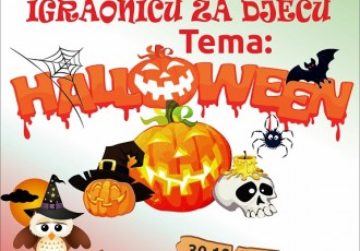 Večeras u gospićkoj knjižnici igraonica na temu Halloween