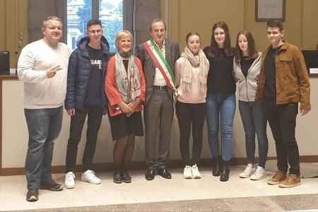 Gospićki gimnazijalci u sklopu Erasmus+ projekta posjetili Italiju