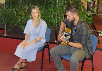 Ne propustite: u gospićkoj knjižnici koncert Ivane i Dina