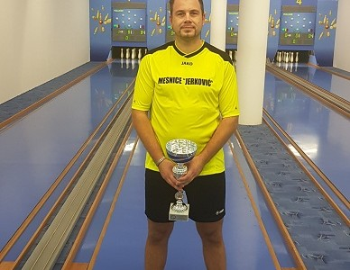 Kuglač Velebita iz Otočca Dario Prađeno s najboljim rezultatom regije zapad ide na državno prvenstvo