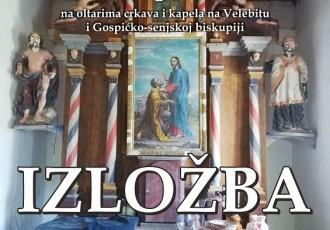 U utorak u Gospiću izložba fotografija prof.Ana Lemić sa svecima oltara velebitskih i  kapela i crkava iz ostatka biskupije
