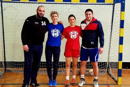 POHVALNO: Kad njih četvero dobije licence RK Gospić imat će čak 9 licenciranih trenera!