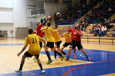Seniori rukometnog kluba Gospić još jednom pobjedom nastavili sjajan niz