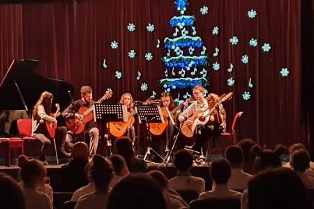 Prekrasan koncert učenika Osnovne glazbene škole za kraj godine!!!