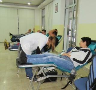 """""""Odazovi se na akciju darivanja krvi i spasi nečiji život"""""""