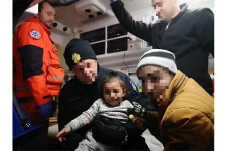 Na Plješivici spašeni trudnica, dvoje djece i dvije odrasle osobe